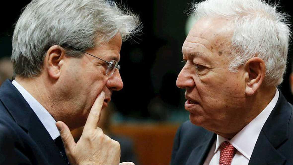 """Boletines RNE - García-Margallo: """"Irán podría establecer una refinería en Algeciras que favorecería la creación de empleo"""" - Escuchar ahora"""