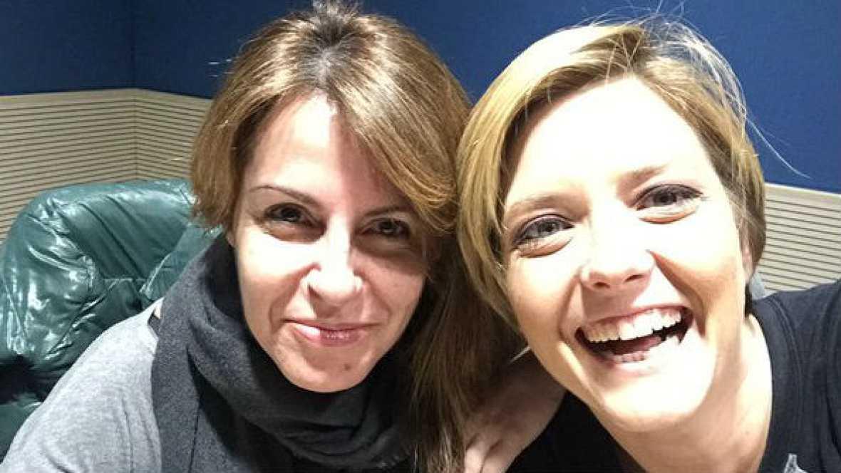 Las mañanas de RNE - La 'Historia de la tele' de Pilar García Muñiz - Escuchar ahora