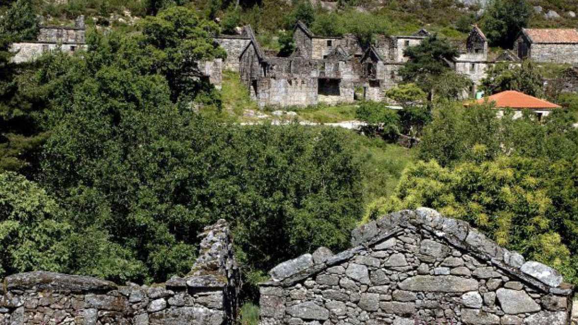 Marca España -  Luchando contra la despoblación de los pueblos españoles - escuchar ahora