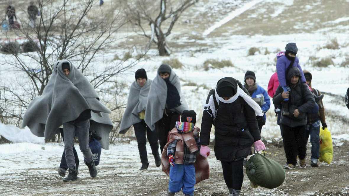Radio 5 Actualidad - La ONU denuncia el genocidio del EI en Irak - 19/01/16 - Escuchar ahora