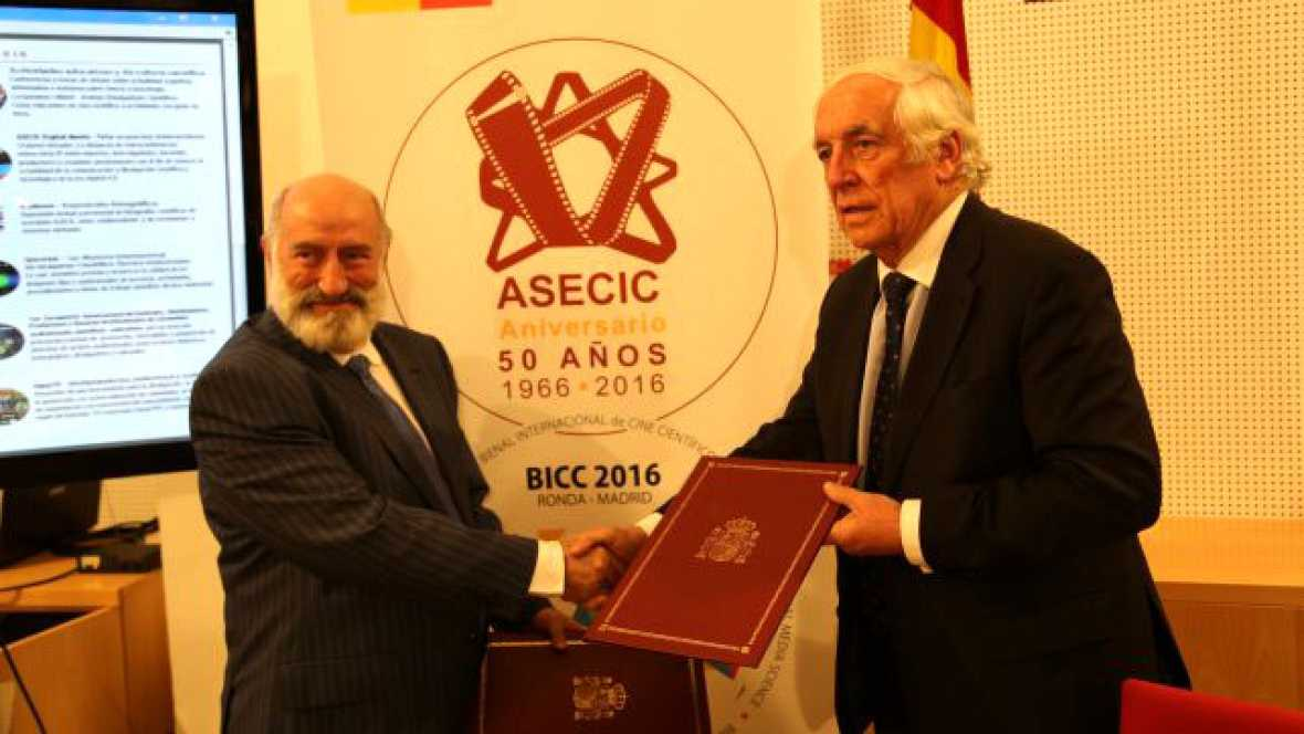 Marca España - El audiovisual científico español es marca España - 19/01/16 - Escuchar ahora