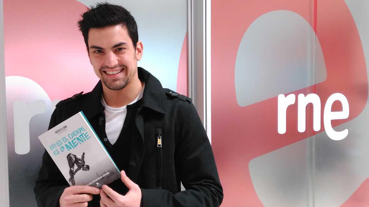 """Las mañanas de RNE - 'No es el cuerpo, es la mente"""", primer libro del saltador olímpico Javier Illana - Escuchar ahora"""