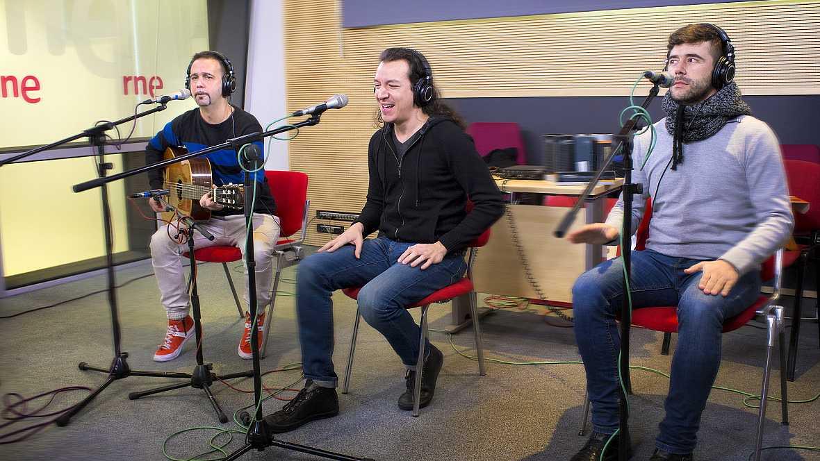 Las mañanas de RNE - Ron Lalá interpreta en directo el tema de apertura de su espectáculo 'Cervantina' - Escuchar ahora