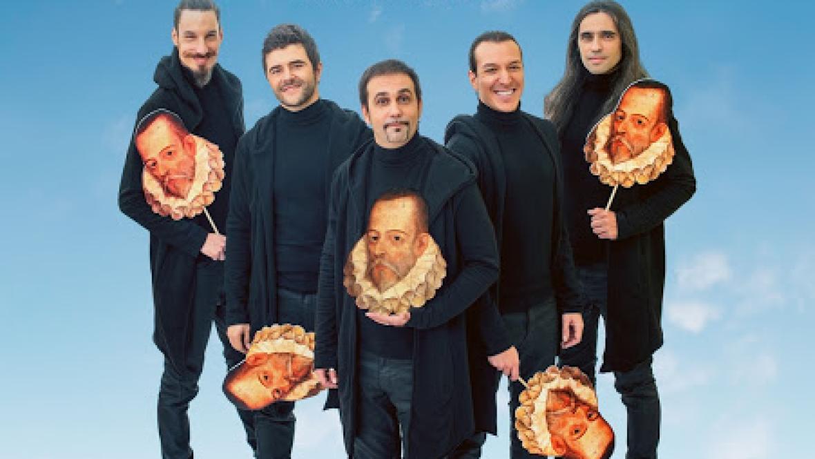 Las mañanas de RNE - Ron Lalá interpreta en directo una canción de su espectáculo 'Cervantina' - Escuchar ahora