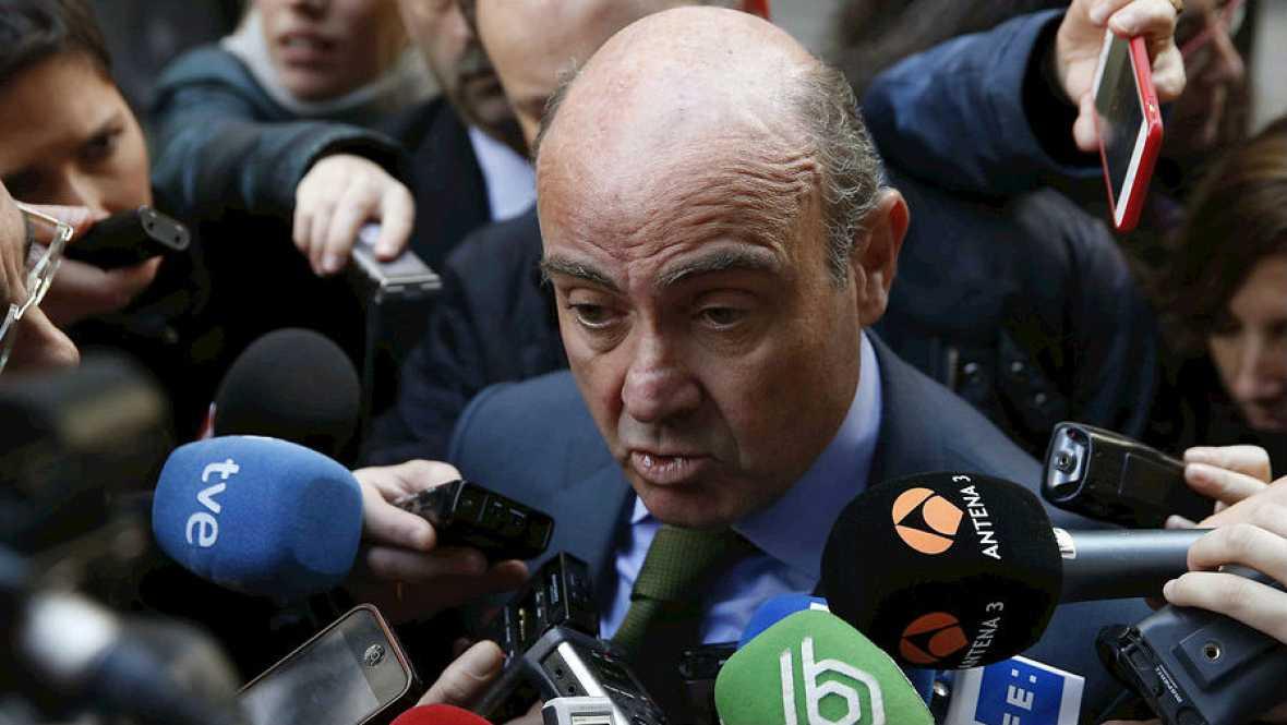 Diario de las 2 - El FMI eleva sus previsiones de crecimiento para España - Escuchar ahora