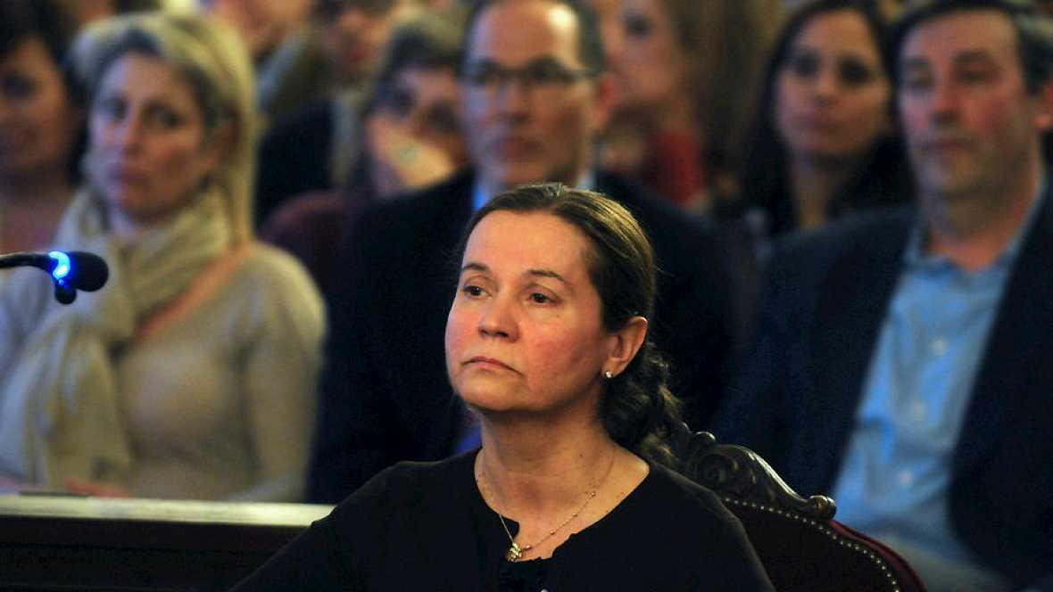 Las mañanas de RNE - Montserrat González asegura que no se arrepiente del asesinato de Isabel Carrasco - Escuchar ahora