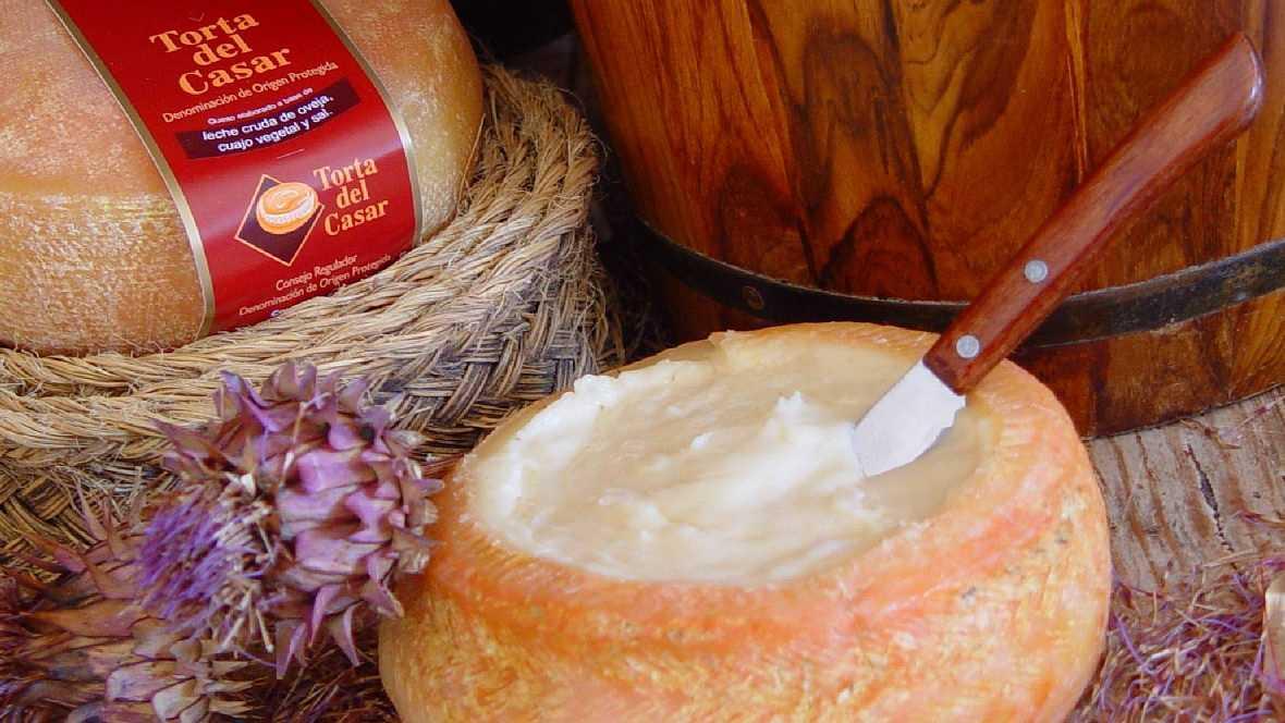 Marca España - La torta del Casar, un queso único de la Marca España - 20/01/16 - Escuchar ahora
