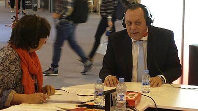 Entre paréntesis - En Fitur con Gustavo Santos, ministro de Turismo de Argentina - 20/01/16 - Escuchar ahora