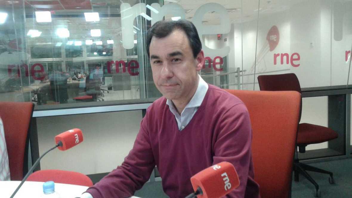 """24 horas - Fernando Martínez-Maillo (PP): """"Sánchez prefiere dialogar con los independentistas que con más de siete millones de españoles"""" - 20/01/16 - Escuchar ahora"""