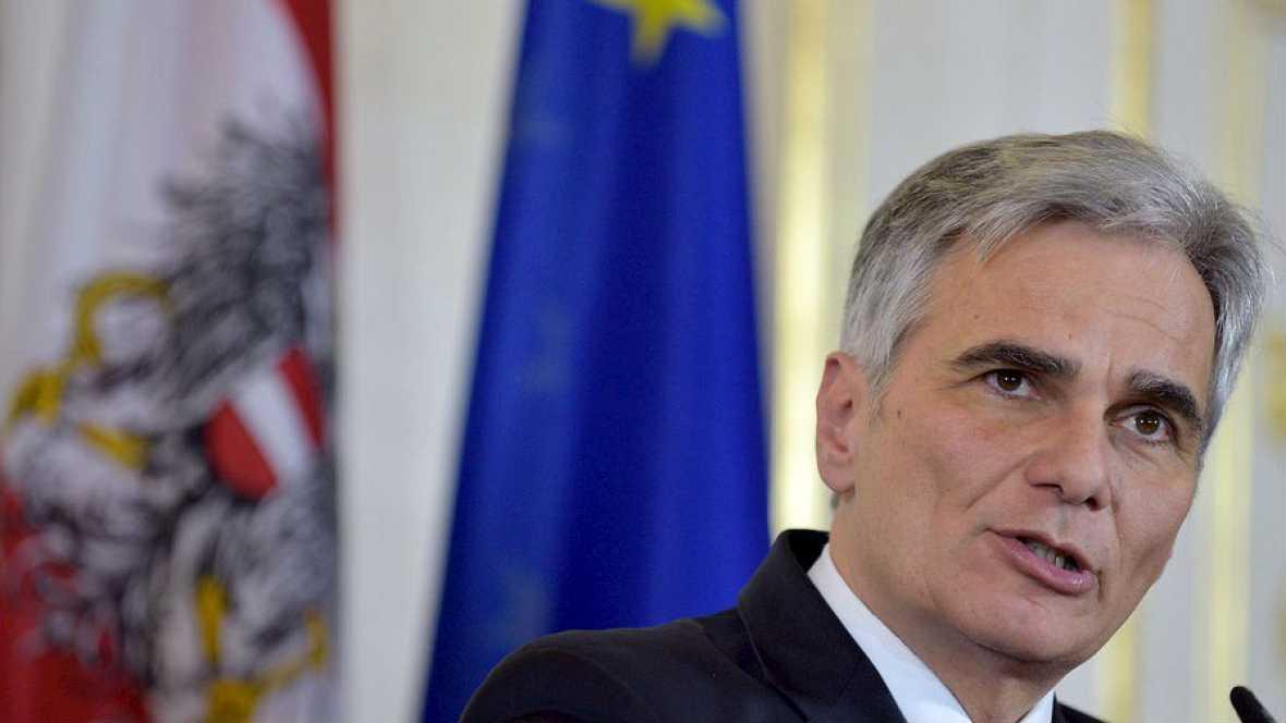 Las mañanaas de RNE - Austria reduce la admisión de solicitantes de asilo  - Escuchar ahora