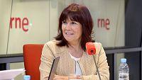 """Las mañanas de RNE - Micaela Navarro: """"El PSOE no negociará la separación unilateral de Cataluña"""" - Escuchar ahora"""