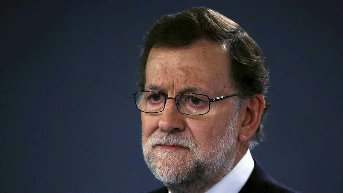 Boletines RNE - Rajoy, objeto de una broma por parte de una emisora de radio de Cataluña - 21/01/16 - Escuchar ahora