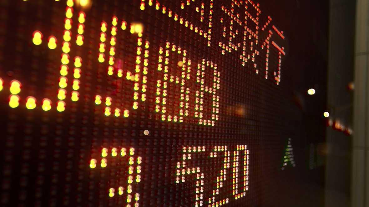 Asia hoy - Siguen las pérdidas en las bolsas asiáticas - 21/01/16 - Escuchar ahora