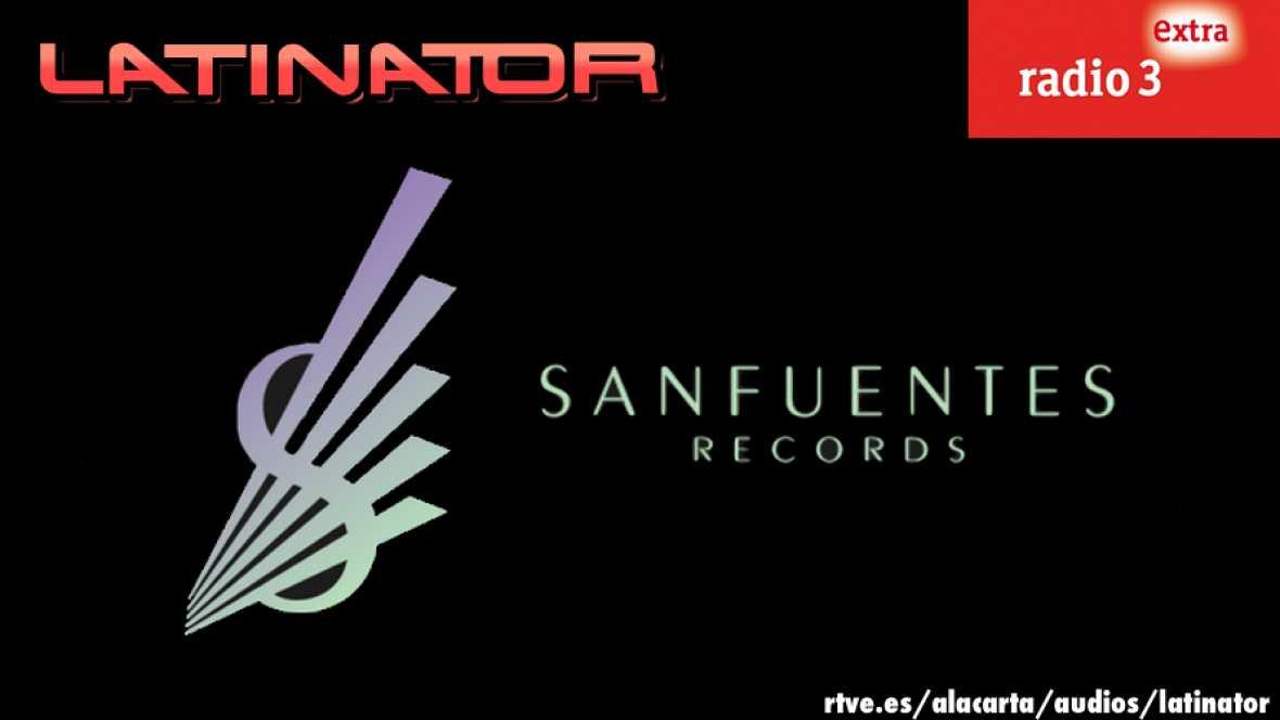 Latinator - SANFUENTES y la retropista - Escuchar ahora