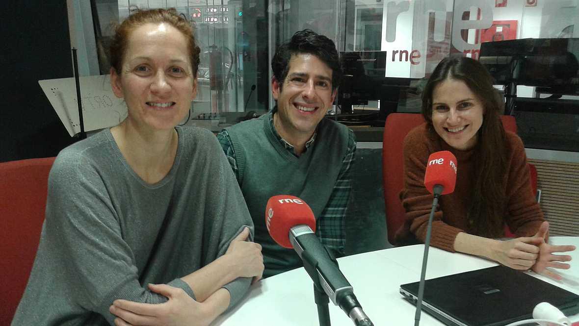La sala - 'Tres hermanas', de Chéjov, en manos de Guindalera - 21/01/16 - Escuchar ahora