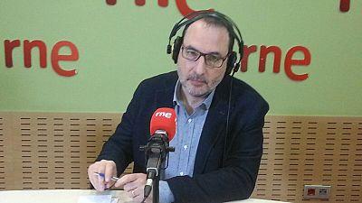 Las mañanas de RNE - Espadaler cree que ni el PP ni PSOE darán respuesta a la situación en Cataluña - Escuchar ahora