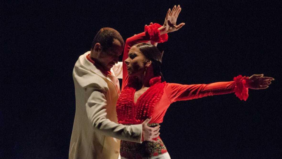 Punto de enlace - Danza española y Flamenco en Las Moiras - 22/01/16 - Escuchar ahora
