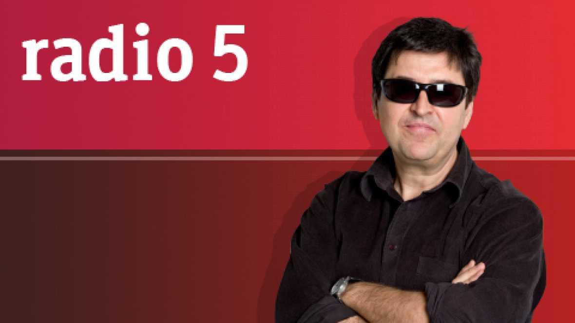 En un mundo feliz en Radio 5 - Asociación Música en Vena - 23/01/16 - Escuchar ahora