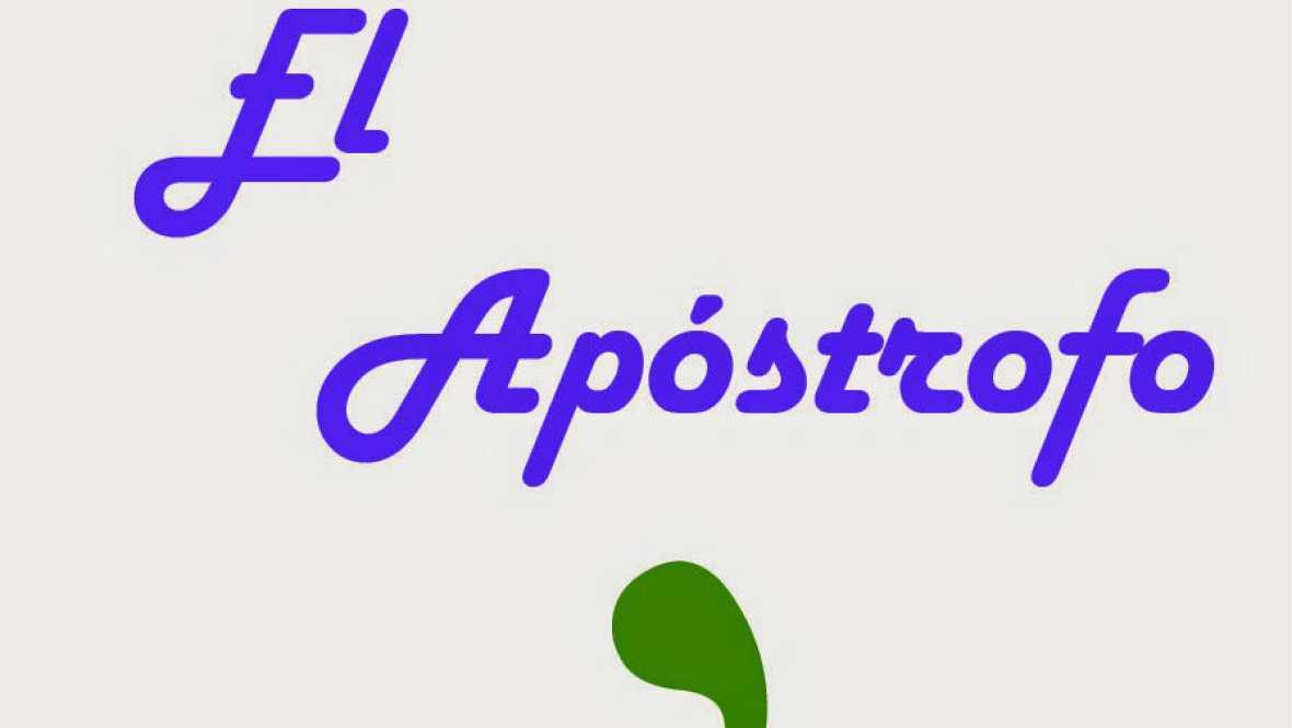 El palabrero - Un apóstrofe y un apóstrofo - 23/01/16 - Escuchar ahora
