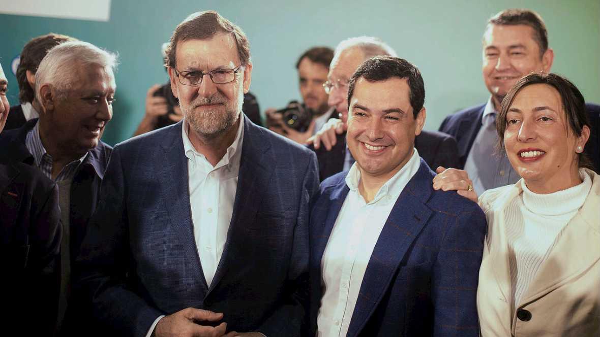 Informativos fin de semana - 14 horas - Mariano Rajoy sigue abogando por un pacto con PSOE y Ciudadanos - Escuchar ahora