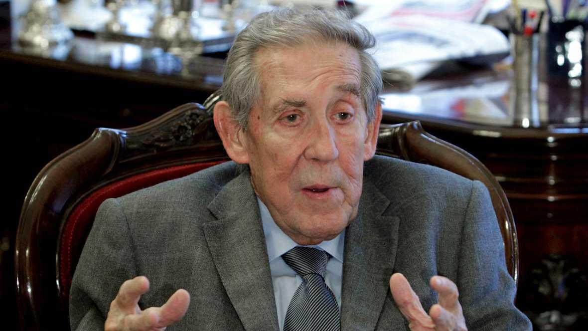 Desaparece un gran jurista partidario de la reforma constitucional - Escuchar ahora