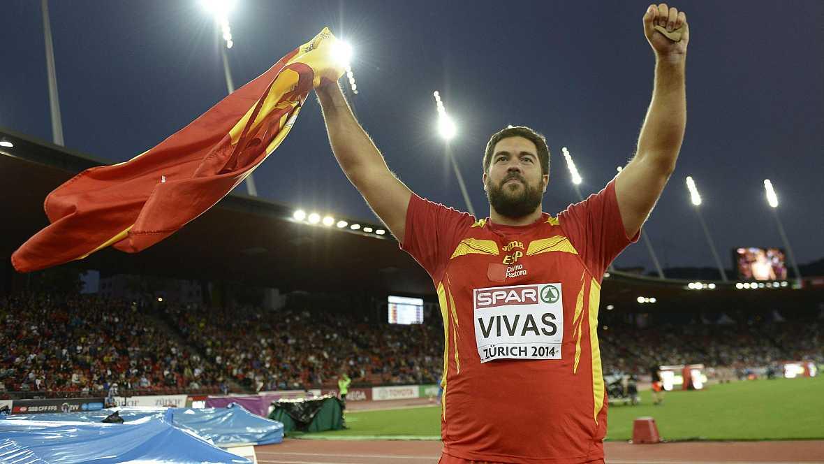Tablero Deportivo - Borja Vivas ya tiene la marca para los Juegos de Río - 23/01/16 - Escuchar ahora