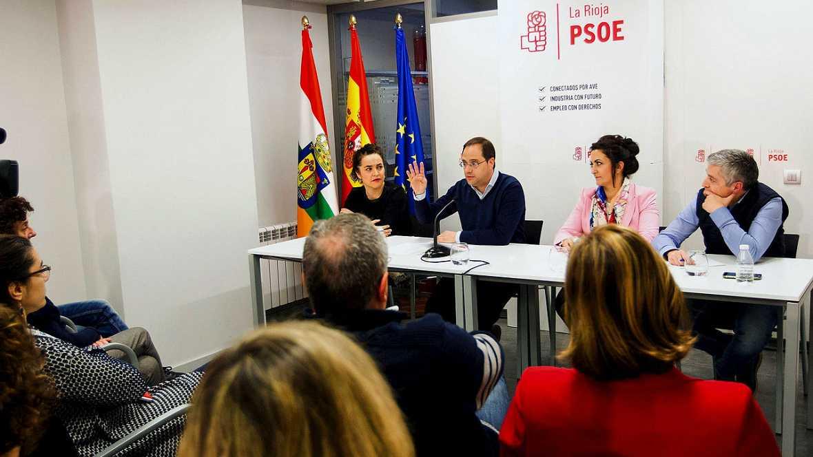 """Informativos fin de semana - 14 horas - Luena afirma que el """"el limbo no existe en política"""" y Rajoy se lo ha inventado - Escuchar ahora"""