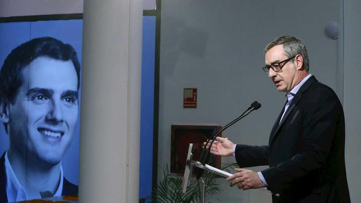 Informativos fin de semana - 14 horas - Ciudadanos acusa a PSOE y PP de haber perdido un mes y llama al diálogo - Escuchar ahora