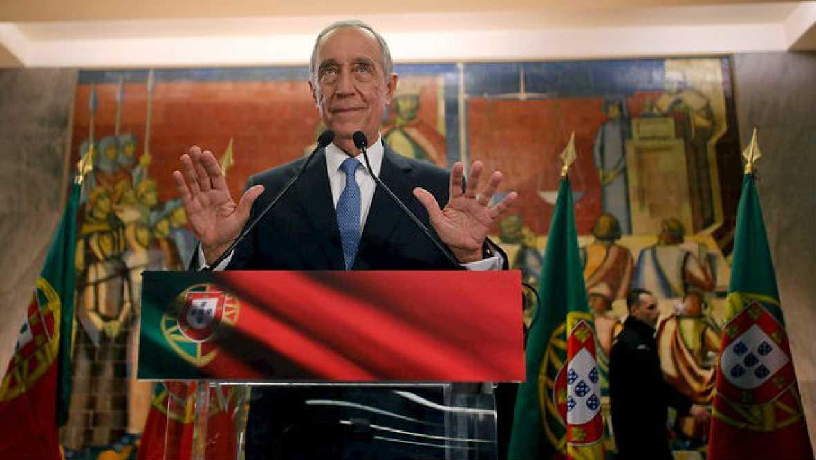 Las mañanas de RNE - Marcelo Rebelo de Sousa, nuevo presidente de Portugal - Escuchar ahora