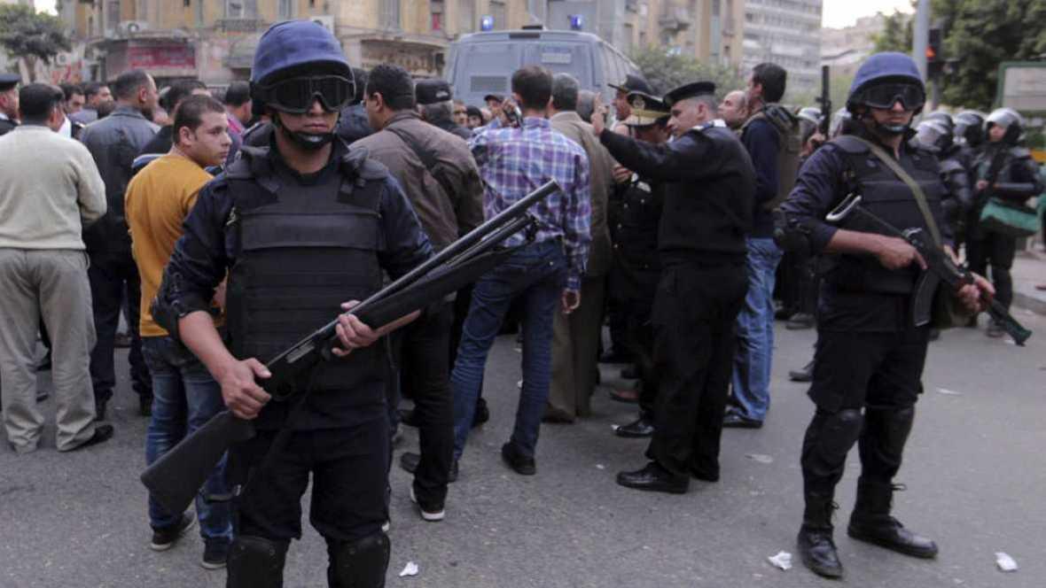 Radio 5 Actualidad - Egipto, cinco años después de Mubarak - 25/01/16 - Escuchar ahora