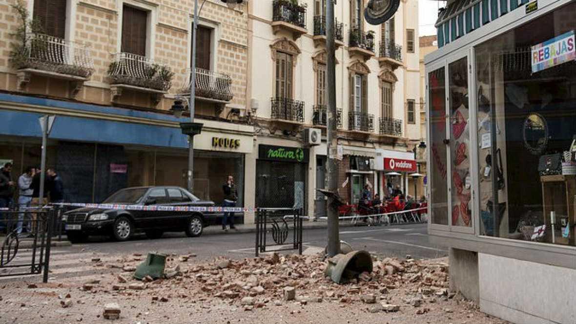 Diario de las 2 - Melilla intenta recuperar la normalidad tras el terremoto mientras se pide calma - Escuchar ahora