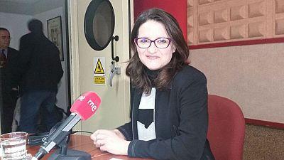 """Las mañanas de RNE - Mónica Oltra (Compromís): """"Queremos un Gobierno de cambio que priorice a las personas"""" - Escuchar ahora"""