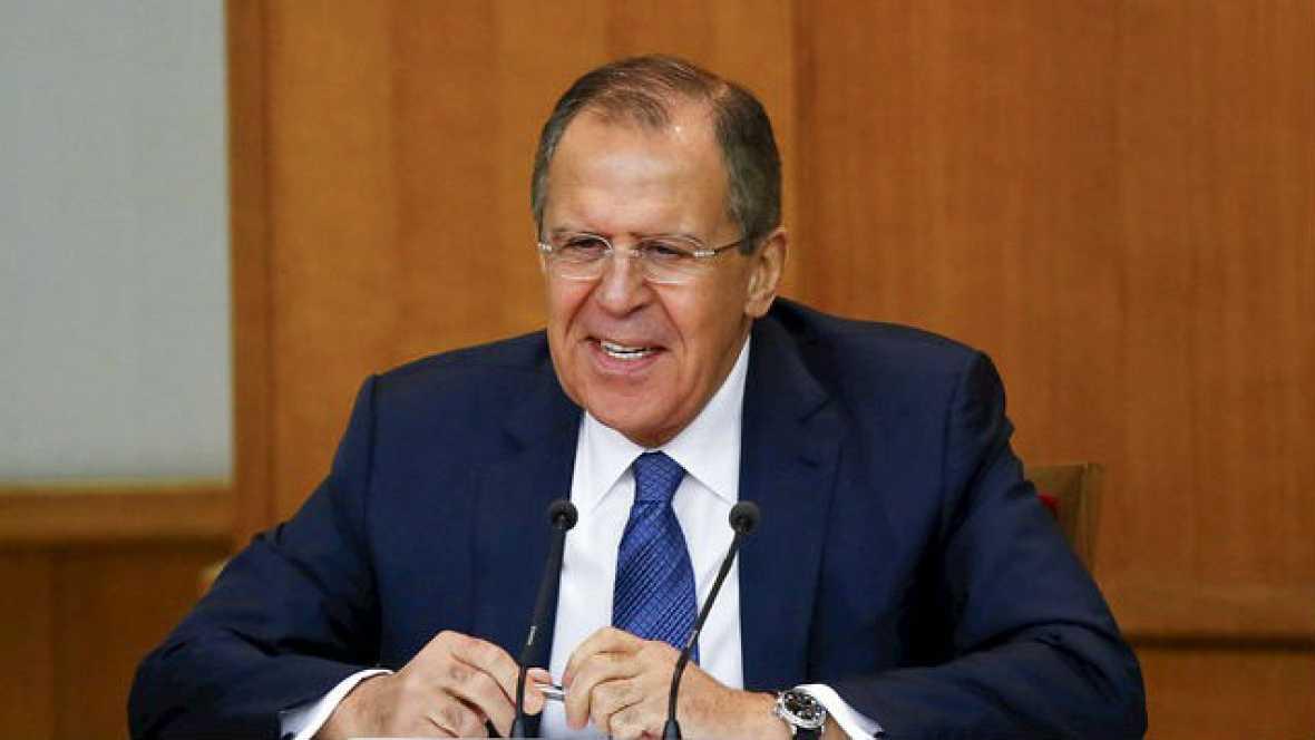 Boletines RNE - Rusia niega que haya pedido al presidente sirio que abandone el cargo - 26/01/16 - Escuchar ahora