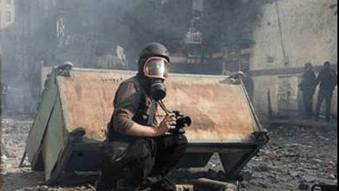 Países en conflicto - César, el fotógrafo del horror en Siria - 26/01/15 - Escuchar ahora