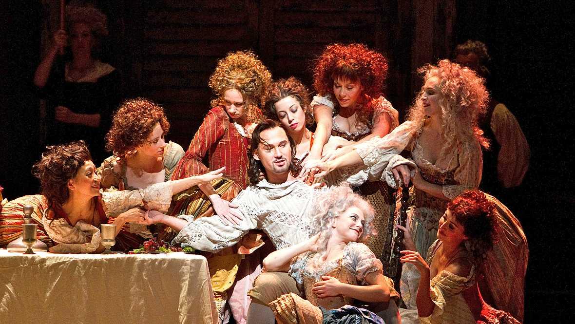 La sala - Una noche en la ópera: Don Giovanni - 26/01/16