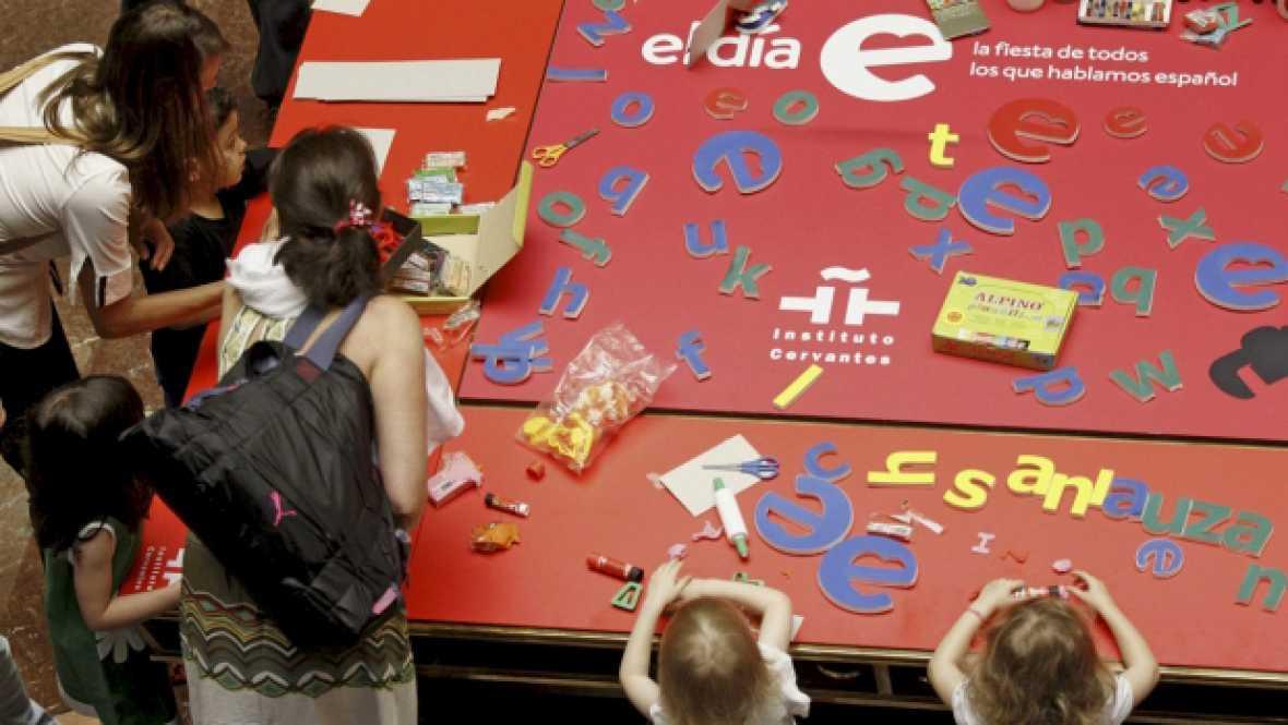 Punto de enlace - El español crece con más de 500 millones de hablantes - 26/01/16