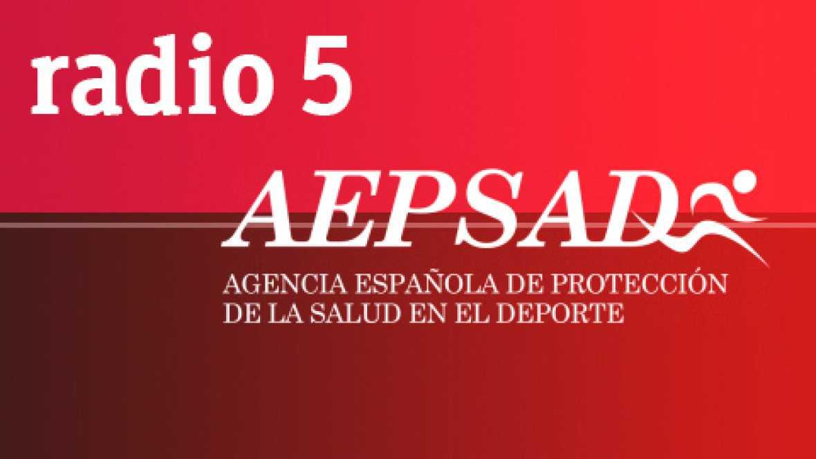 Deporte limpio - I Congreso AEPSAD - 26/01/16 - escuchar ahora