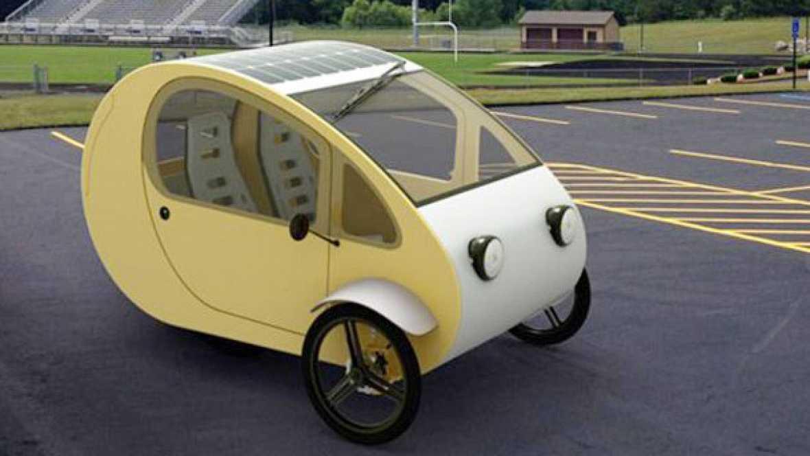 Marca España - El primer vehículo solar cerrado del mundo es español - 26/01/16 - escuchar ahora