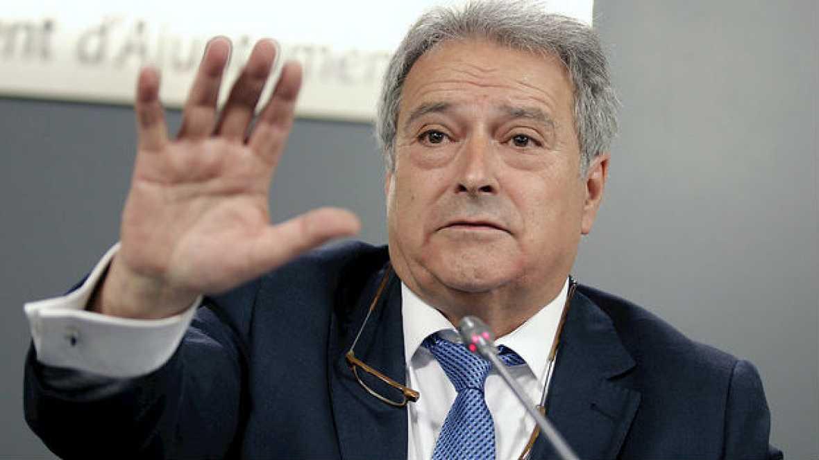 Diario de las 2 - Alfonso Rus, expresidente de la Diputación de Valencia, detenido por presunta corrupción - Escuchar ahora