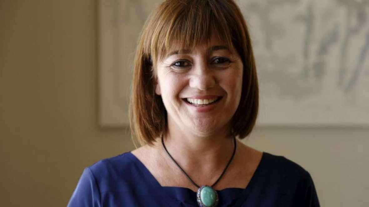 Radio 5 actualidad - La presidenta de Baleares pide que se dé a Pedro Sánchez libertad para negociar - Escuchar ahora