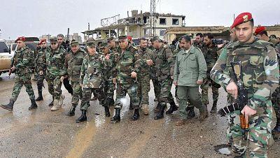 Las mañanas de RNE - El proceso de paz en Siria parece complicarse - Escuchar ahora
