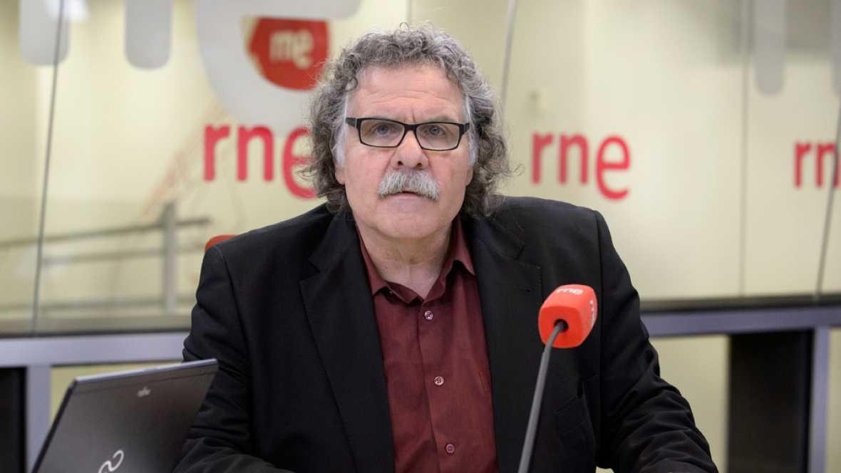 """Las mañanas de RNE - Joan Tardà (ERC): """"PP, PSOE y C's se van a entender, pero pagando una prenda grande"""" - Escuchar ahora"""