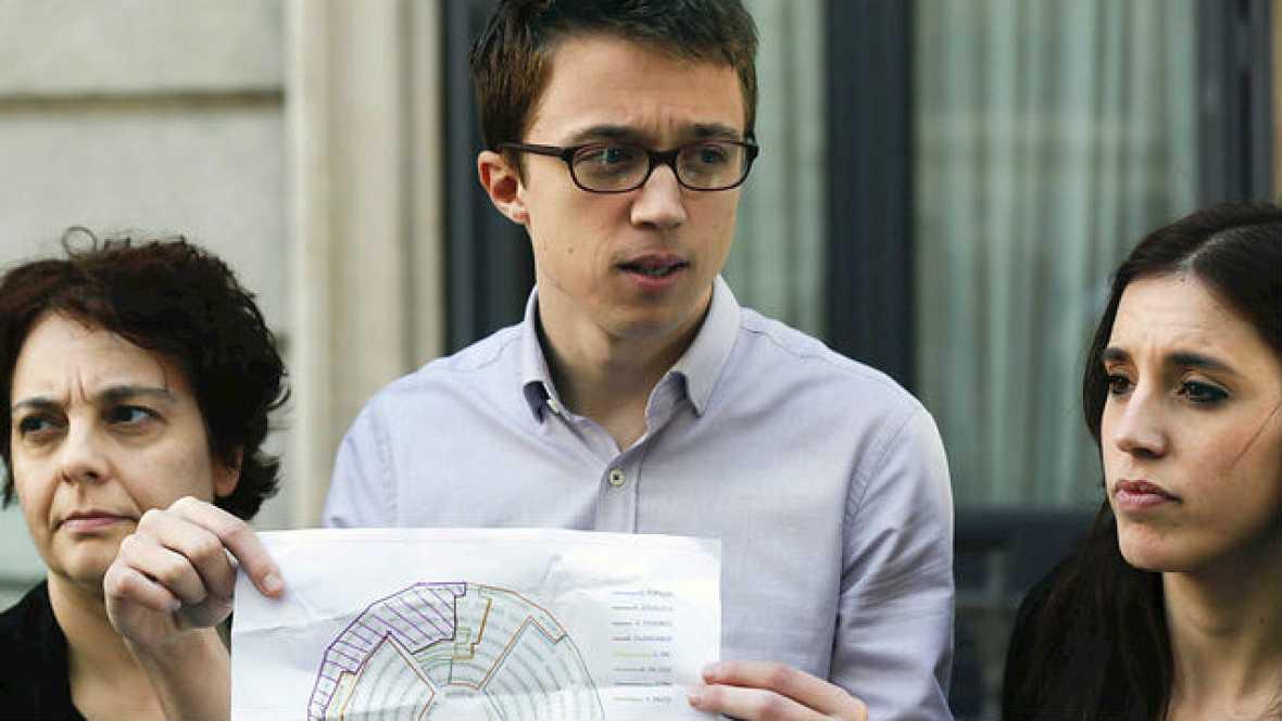 Diario de las 2 - Continúa la polémica por la ubicación de Podemos - Escuchar ahora