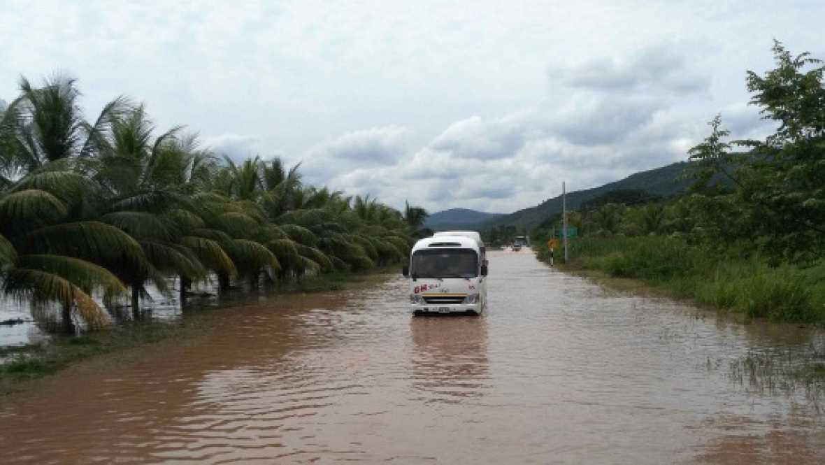 Asia hoy - El Niño azota Asia - 27/01/16 - escuchar ahora