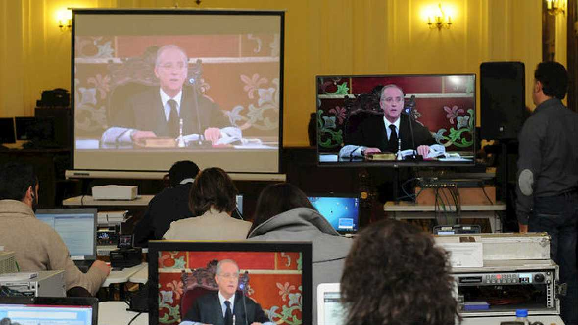 Las mañanas de RNE - El juez espera las explicaciones del abogado de Gago - Escuchar ahora