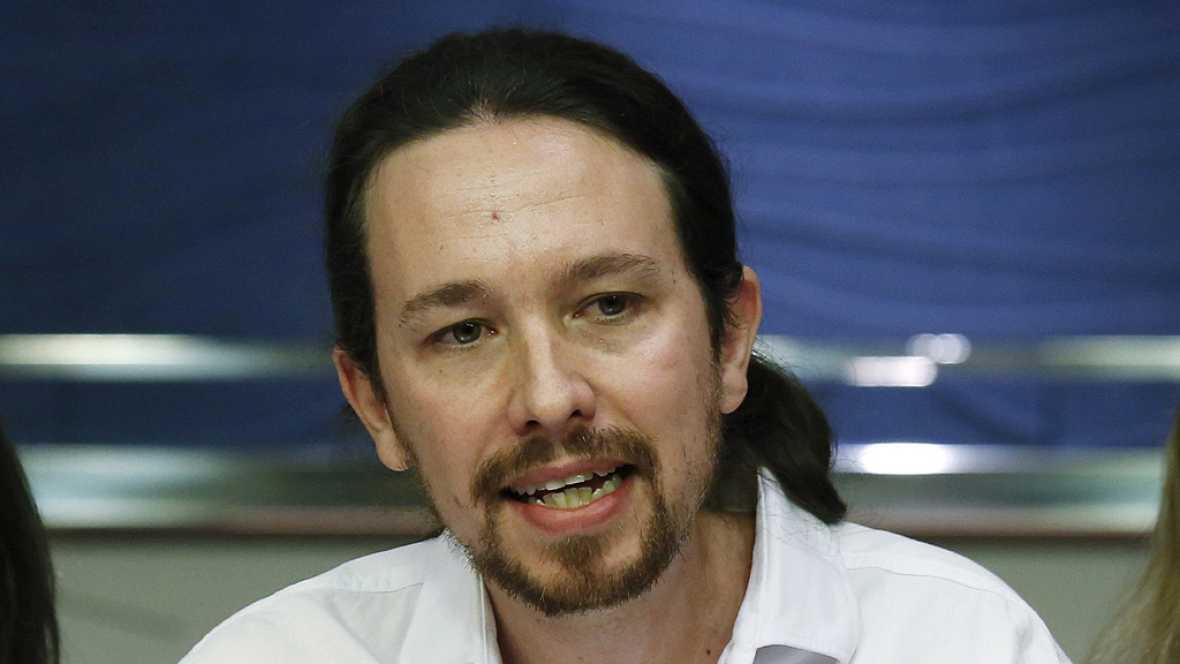 """Las mañanas de RNE - Pablo Iglesias (Podemos): """"Sería una pena ir a unas elecciones"""" - Escuchar ahora"""