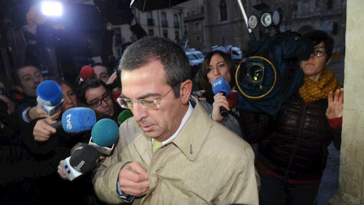 Boletines RNE - El abogado de Gago no da ninguna explicación - 28/01/16 - Escuchar ahora