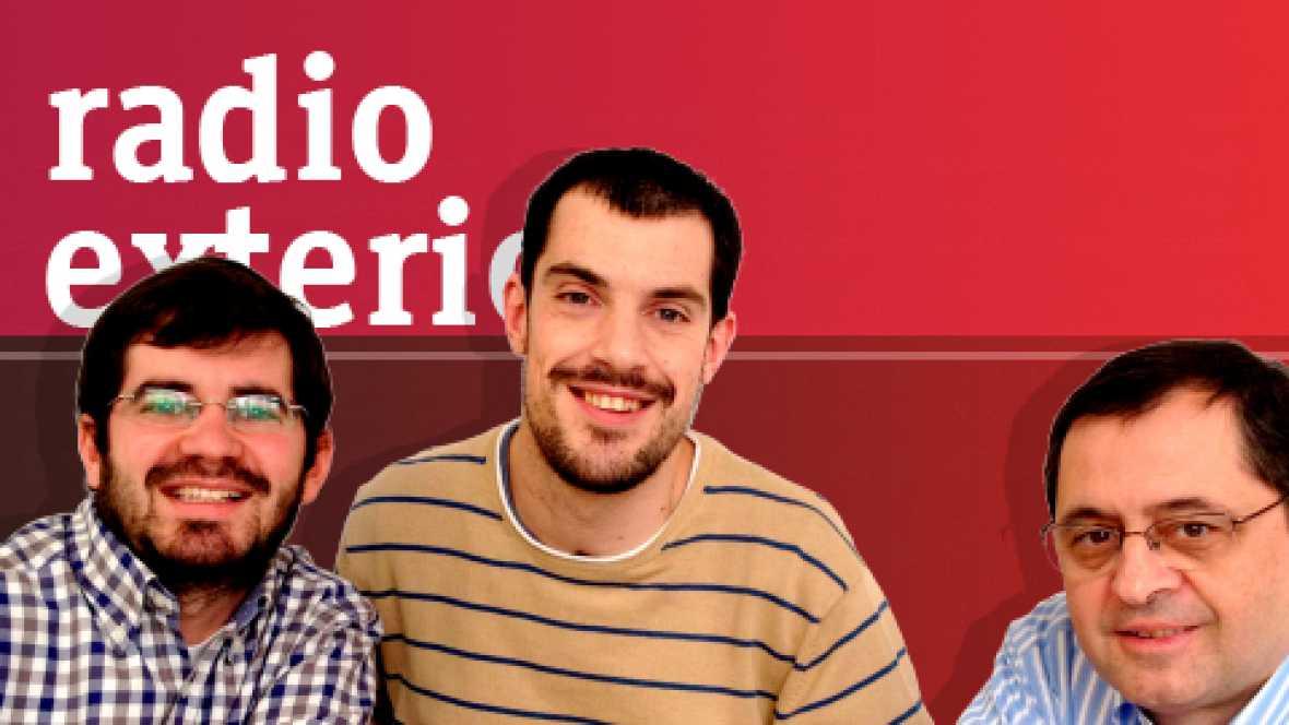 El vestuario - España en semis del europeo de balonmano - 28/01/16 - escuchar ahora