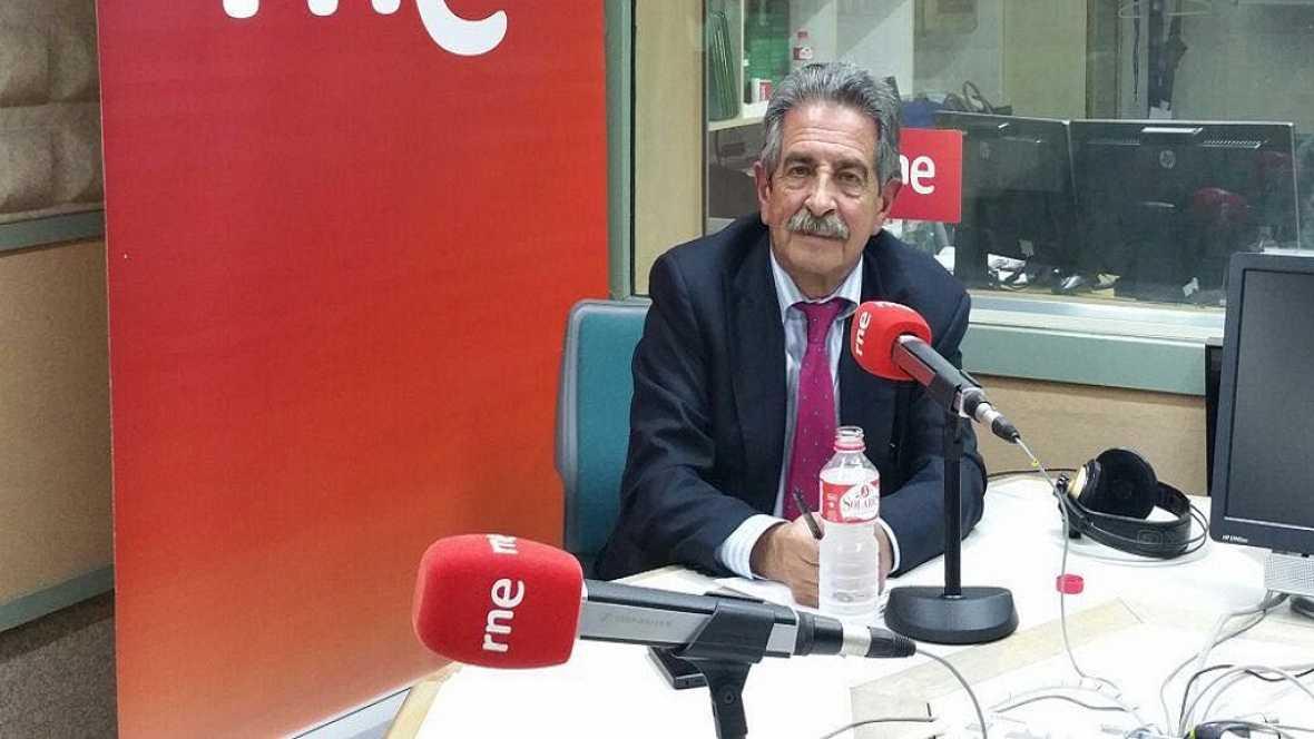 """24 horas - Miguel Ángel Revilla (PRC): """"El PP acabará presentando otro candidato"""" - 28/01/16 - Escuchar ahora"""