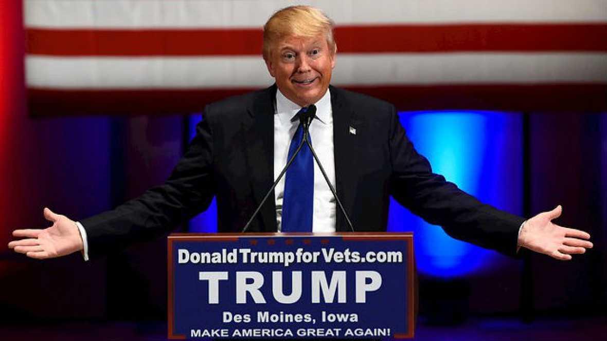 Las mañanas de RNE - Último debate televisado en EE.UU. sin Trump - Escuchar ahora